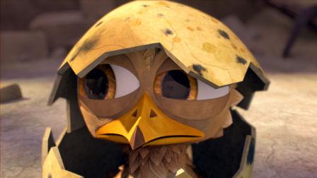 《飞鸟历险记》定档3月8日  超萌法式小鸟逆袭成长