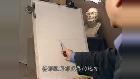 素描基础教程几何素描入门ppt, 素描教程石膏头像, 幼儿国画教程视频怎样画油画