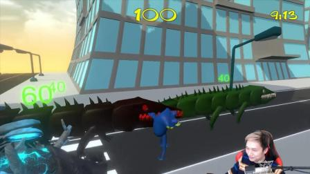 ★疯狂青蛙历险记★《籽岷的新游戏直播体验》