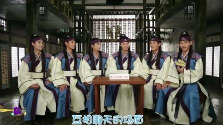 韩剧《花郎》幕后采访花絮曝光, 哥哥们最喜爱的演员果然是金泰亨