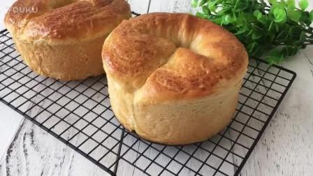 君之烘焙视频教程全集1 手撕面包的制作方法rv0 烘焙视频免费教程视频