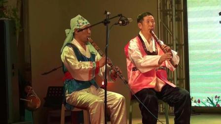 朝鲜族民族乐器合奏