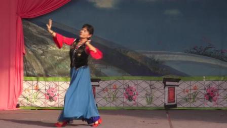 舞蹈[漂亮的姑娘]---赤沙舞蹈队2018年2月19日
