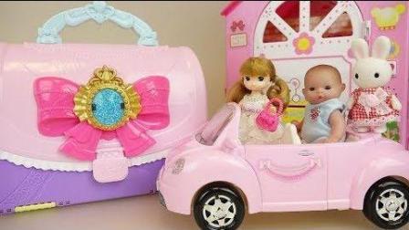 0378 - 婴儿娃娃包和汽车玩具娃娃娃娃玩