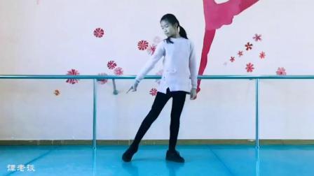 舞蹈《带你去旅行》, 跳舞的小孩身材就是不错, 关键还很活泼!