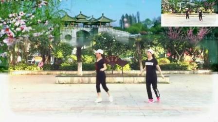 鬼步舞教学 27步《东北东北》四川达州大竹县 55岁大爷鬼步舞基础教学香思语广场