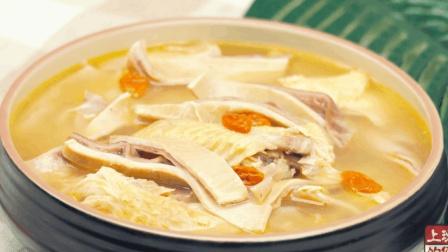 鸡汤这样炖汤汁很黄很滋补 一家人的胃都养好了