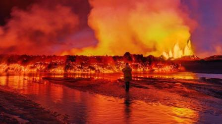 """专家严厉警告, 地球""""巨无霸""""火山即将喷发, 美国将被全部吞没"""