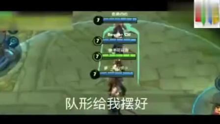 王者荣耀搞笑视频: 韩信偷塔被追十条街 笑到肚子疼哈哈