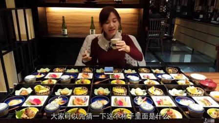 大胃王密子君吃了日式便当9份+1份烤肉饭, 饲养员流下了心痛的眼泪!