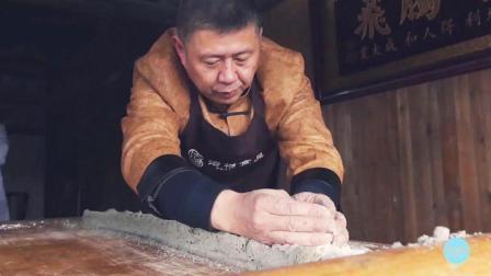 杭州大叔做传统糕点39年, 一年才做两次, 一天卖出2万包