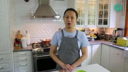 电烤箱烤蛋糕的配方 如何制作蛋糕 烤箱 家用烤箱做蛋糕的做法大全