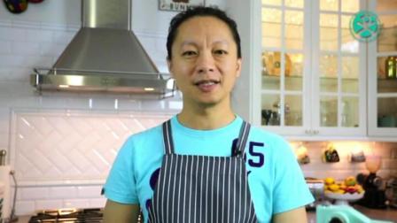 烤箱做蛋糕的简单做法 芝士奶酪蛋糕怎么做 8寸生日蛋糕的做法视频