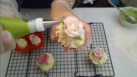 玫瑰蛋糕手工皂DIY制作过程纪实