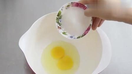 一碗面粉, 2个鸡蛋, 不加一滴水, 教你做芝麻脆饼干, 做法超简单