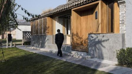天安门隔壁, 他用40万改造80㎡老房子……