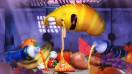 爆笑虫子, 小红你在对小黄做什么?