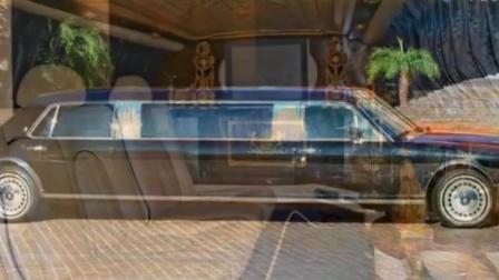 你知道迈克杰克逊生前都坐什么车吗?