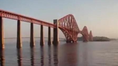 中国耗资13.5亿帮英建成大桥, 获女王亲自剪彩, 这技术全球第一
