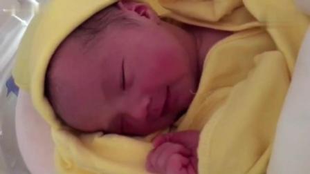 妖精附体, 才出生几个小时, 长大了还得了?