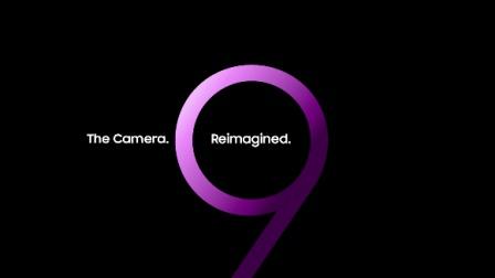 回放视频标题:三星S9全球发布会