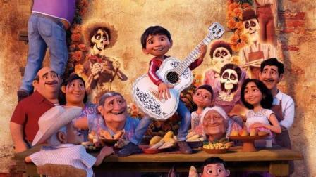 电影发光体, 带大家看下墨西哥的亡灵节跟中国的亡灵节区别究竟在何处?