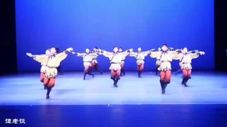 上海戏剧学院蒙古舞组合, 每个爱舞的男孩心里都住着个蒙古人