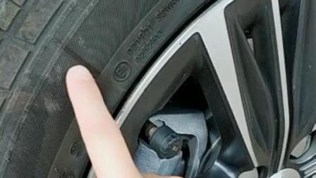 汽车维修保养知识, 换车胎时如何分辨翻新胎不被坑, 一招学会分辨新车胎和就车胎