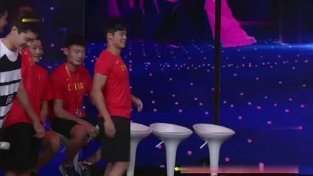 都知道亚洲百米飞人苏炳添跑得快, 但你见识过他的立定跳远么?