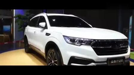 造出了国产最豪华的SUV, 售价7.88万起! 众泰终于爆发了!