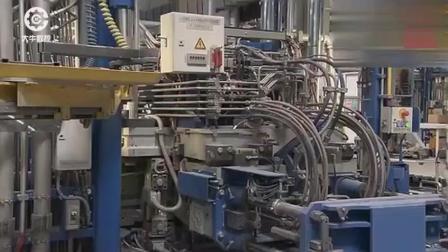 中国汽车制造厂, 全机械化生产, 不逊色德国机械制造