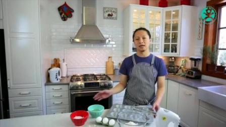 最简单的蛋糕做法视频 微波炉制作蛋糕的方法 君之烘焙戚风蛋糕