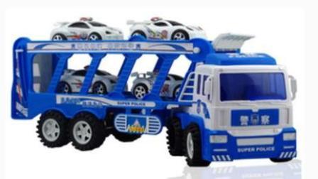 救护车极速竞赛 赛车总动员 挖掘机 搅拌车 铲车 吊车 大卡车 汽车总动员动画片