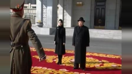 2018年朝鲜 纪念建军70周年大阅兵