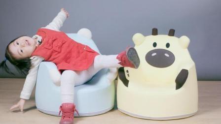 """每个宝宝都该有一个专属""""座位"""""""