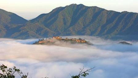 一座浮在空中的古城 290年间仅有19个人得以在上面住过