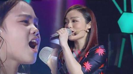 汤晶锦张钰琪合唱这首歌, 如果她俩组合估计往后10就没凤凰传奇啥事了