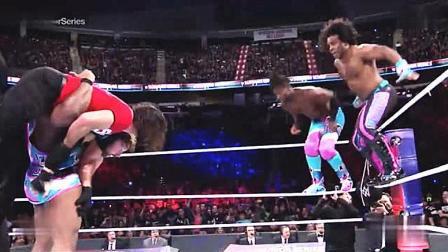 WWE各大摔角明星的无限绝技, 让人越看越兴奋