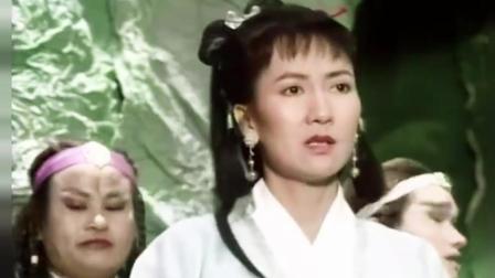 白素贞和女娲的关系非浅, 不仅同为蛇身, 还都会将死物幻化成人形