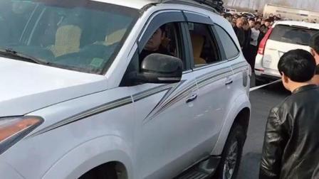 汽车拔河, 江铃驭胜挑战长城哈弗H9, 结局意不意外?