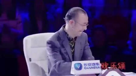 刘仪伟现场被叫大爷, 撒贝宁直接笑趴了