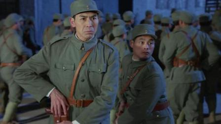 傅作义警卫团准备哗变, 被强行缴械