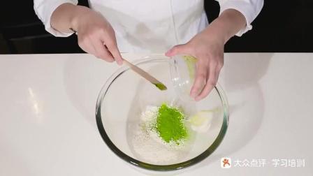 教你做创意版「抹茶蛋黄酥」, 有它才叫过年呢~