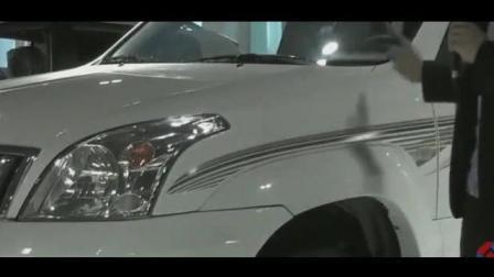 花27万在二手车市场, 买辆普拉多2700带你穿山越岭你看怎样