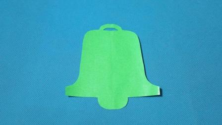 剪纸小课堂: 铃铛, 儿童喜欢的手工DIY, 动手又动脑