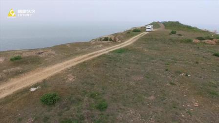 旅途久久短视频10-看看长城房车的越野能力, 探索悬崖峭壁
