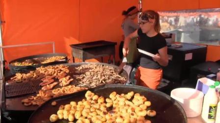 异域美食: 芬兰街头美食, 喜欢吗?