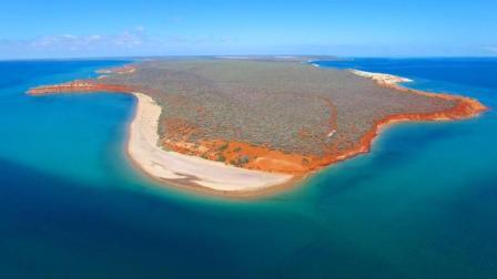 它光海岸线就超过1500公里 是世界上最清澈到惊艳的海域