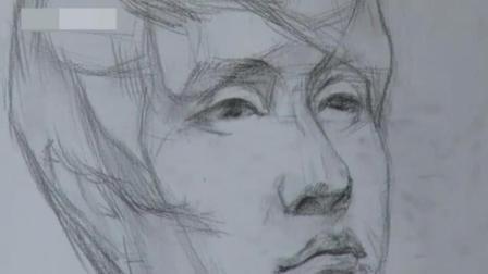初学画画入门视频教程 学习铅笔画 简单素描教程图片步骤