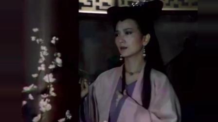 新白娘子传奇白素贞发现了小青的秘密, 白素贞穿婚纱的样子真美